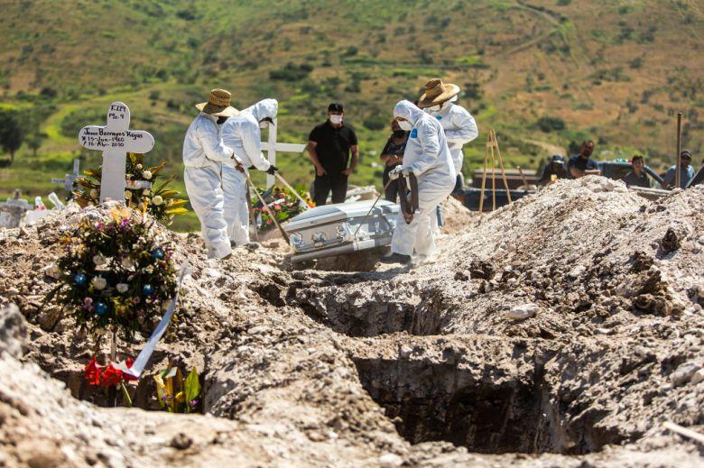 causa de muerte Covid-19 México