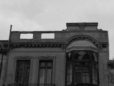 El balcón triste