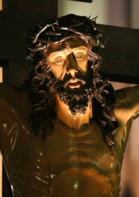 Santísimo Cristo de la Fe, Cristo de los Alabarderos