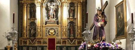 sanmiguelfuencarral-jesus-cruz
