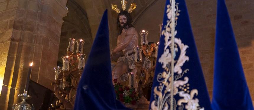 Foto del paso de misterio de Ntro. Padre Jesús de la Columna