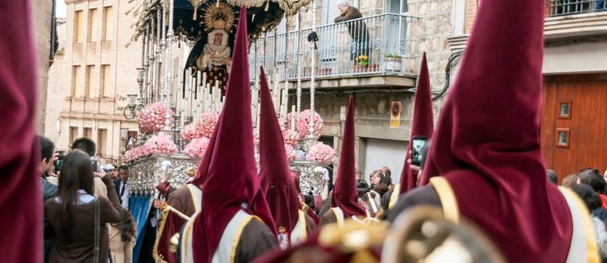 Foto del paso de palio de María Santísima de los Dolores