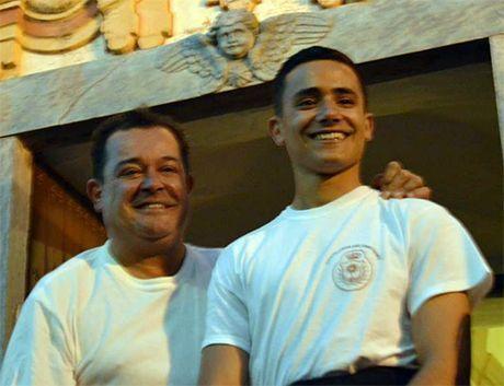 Atanasio Carrasco Sanabria premio cruz guia 2017 semana santa jerez de los caballeros