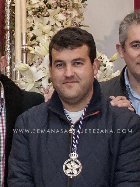 antonio amaro minero premio cruz de guia 2017 semana santa jerez de los caballeros