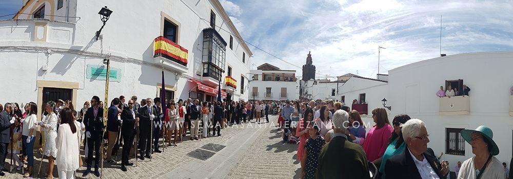 nuestra valoración de la Semana Santa de Jerez de los Caballeros 2017