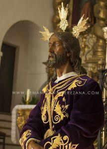 Triduo Esperanza Macarena Jerez de los Caballeros Ntro padre jesus del gran amor