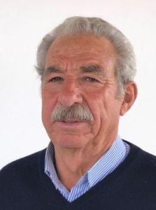 Juan Caballo Sanchez premio cruz de guia 2018