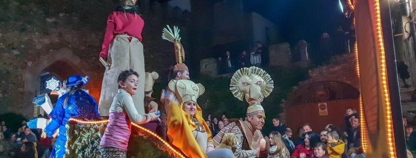 cabalgata reyes magos jerez de los caballeros 2019 jerez