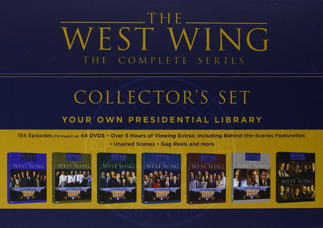 The West Wing Review - Semantic Argument