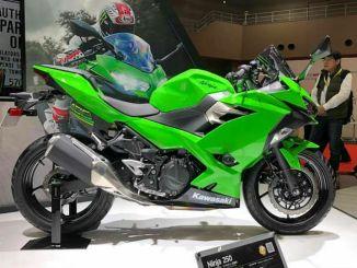 Data AISI Motor Sport Fairing 250cc Februari 2018