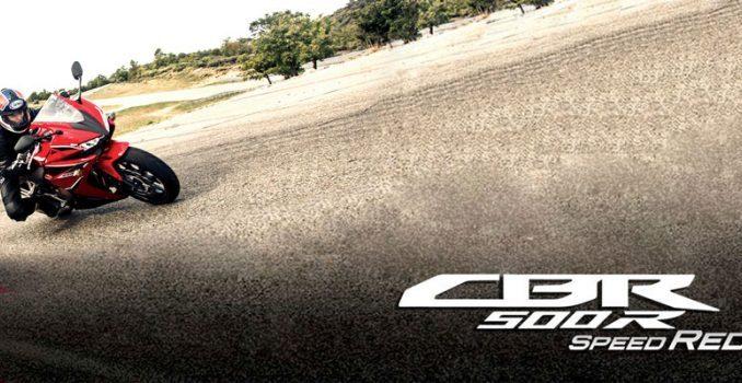 warna baru Honda CBR500R 2018