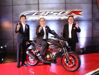 Harga New Honda CB150R 2018 Facelift