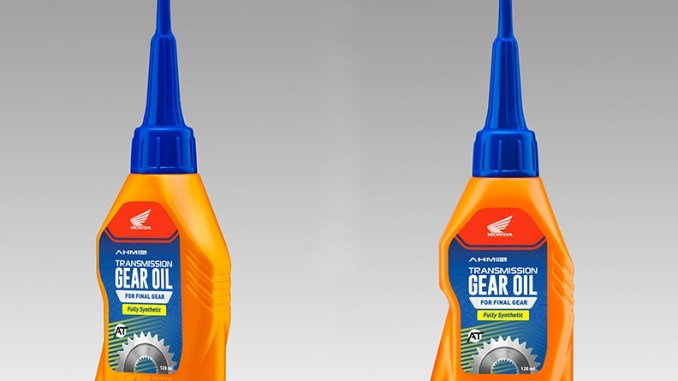 Gear Matic Oil (GMO) Fully Synthetic
