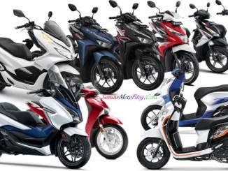 Daftar Harga Skutik Honda 2019 Terbaru