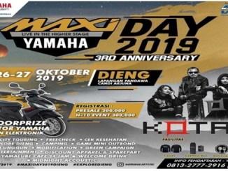 yamaha maxi day dieng 2019