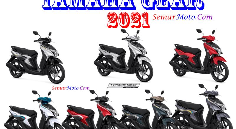 warna yamaha gear 125 2021