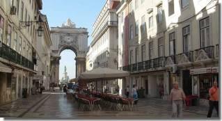 Lisboa, cidade baixa
