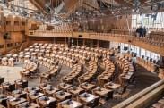 Parlamento Escocés, Edimburgo. EMBT