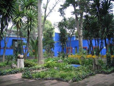 Casa Azul de Frida Kahlo, Coyoacán