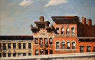 Edward Hopper, From Williamsburg bridge