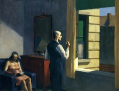 Edward Hopper, Hotel by a railroad