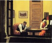 Edward Hopper, Room in New York