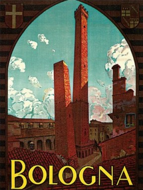 tarjeta postal del ENIT Ente Nacional Italiano de Turismo