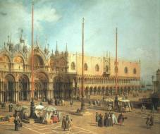 Canaletto, San Marco