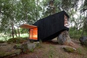 Forest Retreat - Uhlik Architekti