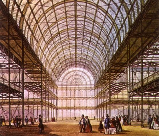 Palacio de Cristal, Londres