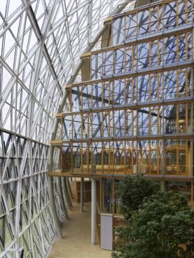 Banco Europeo de inversión, Ingenhoven architects