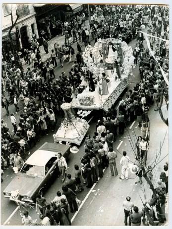 Gabino Gómez, Avenida Santa Fe 1977