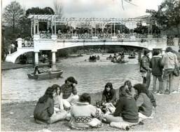 J. Arturi. Día de la Primavera, Palermo, 1982