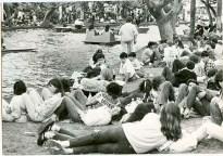 Cayetano Galizia, Día de la Primavera, Palermo, 1986