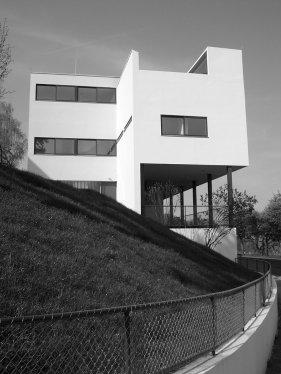 Urbanización Weissenhof, Le Corbusier