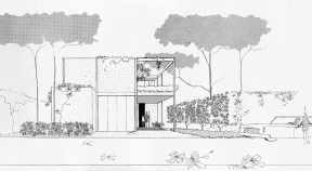 Case Study House N° 25, Killingsworth, Brady and Smith