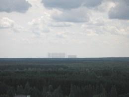 Transmisor Duga-3 en Chernobyl
