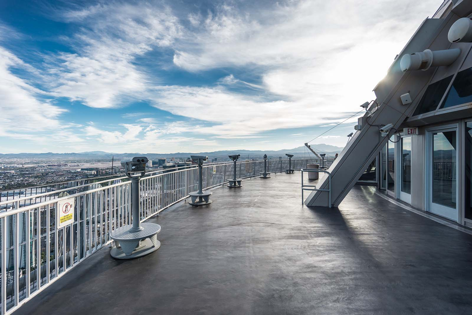 Stratosphere Observation Deck Semco Modern Seamless Surface