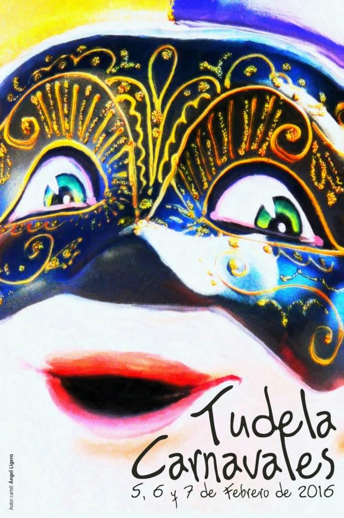 carnaval tudela 2016. cartel oficial