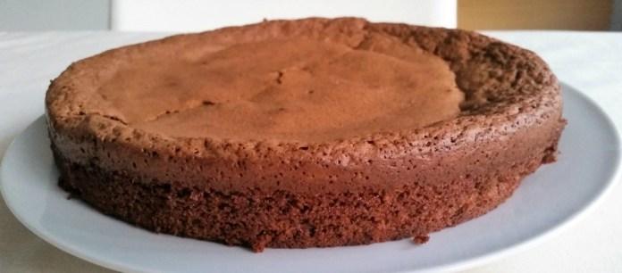 Biscocho almendrado de chocolate
