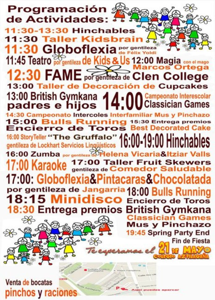 PROGRAMA DEFINITIVO SPRING FESTIVAL