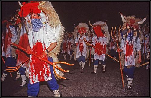 Carnaval en Alsasua