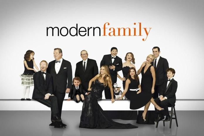 Modern Family en en Series de Netflix para ver con niños de 8 a 12 años