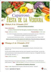 FIESTA DE LA VERDURA CAPARROSO
