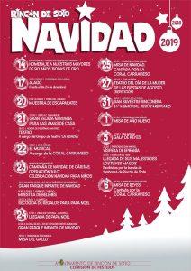 Rincon de Soto Navidad 2018