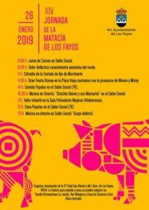XIV JORNADA DE LA MATACÍA EN LOS FAYOS