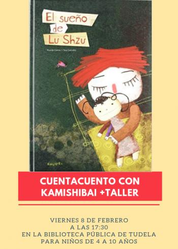 CUENTOS CON KAMISHIBAI