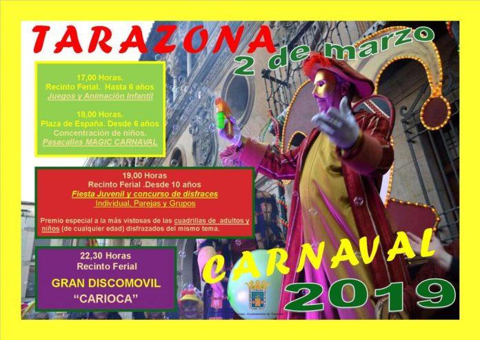 Carnaval 2019 Tarazona