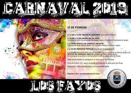 Carnaval Los Fayos 2019