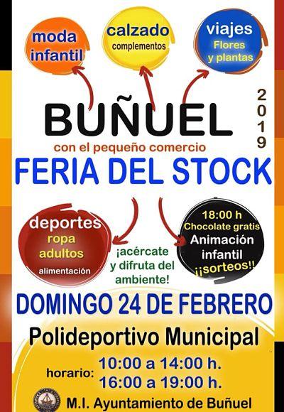 feria comercio Buñuel